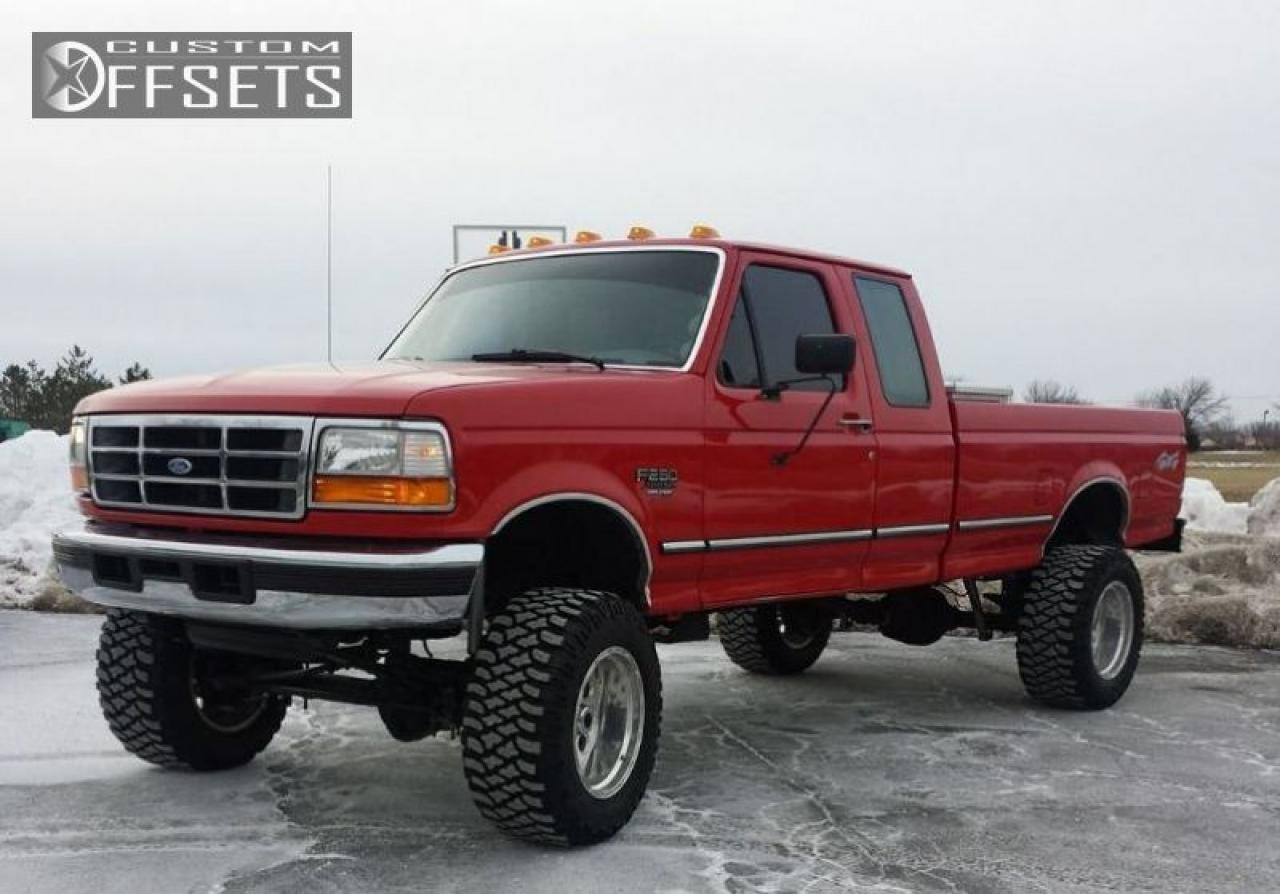 Ford F on 1997 F350 Extended Cab