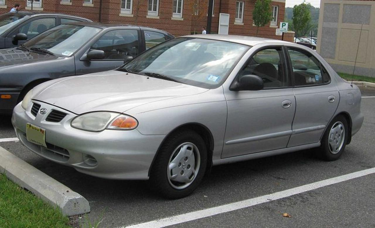 1997 Hyundai Elantra Information And Photos Zomb Drive