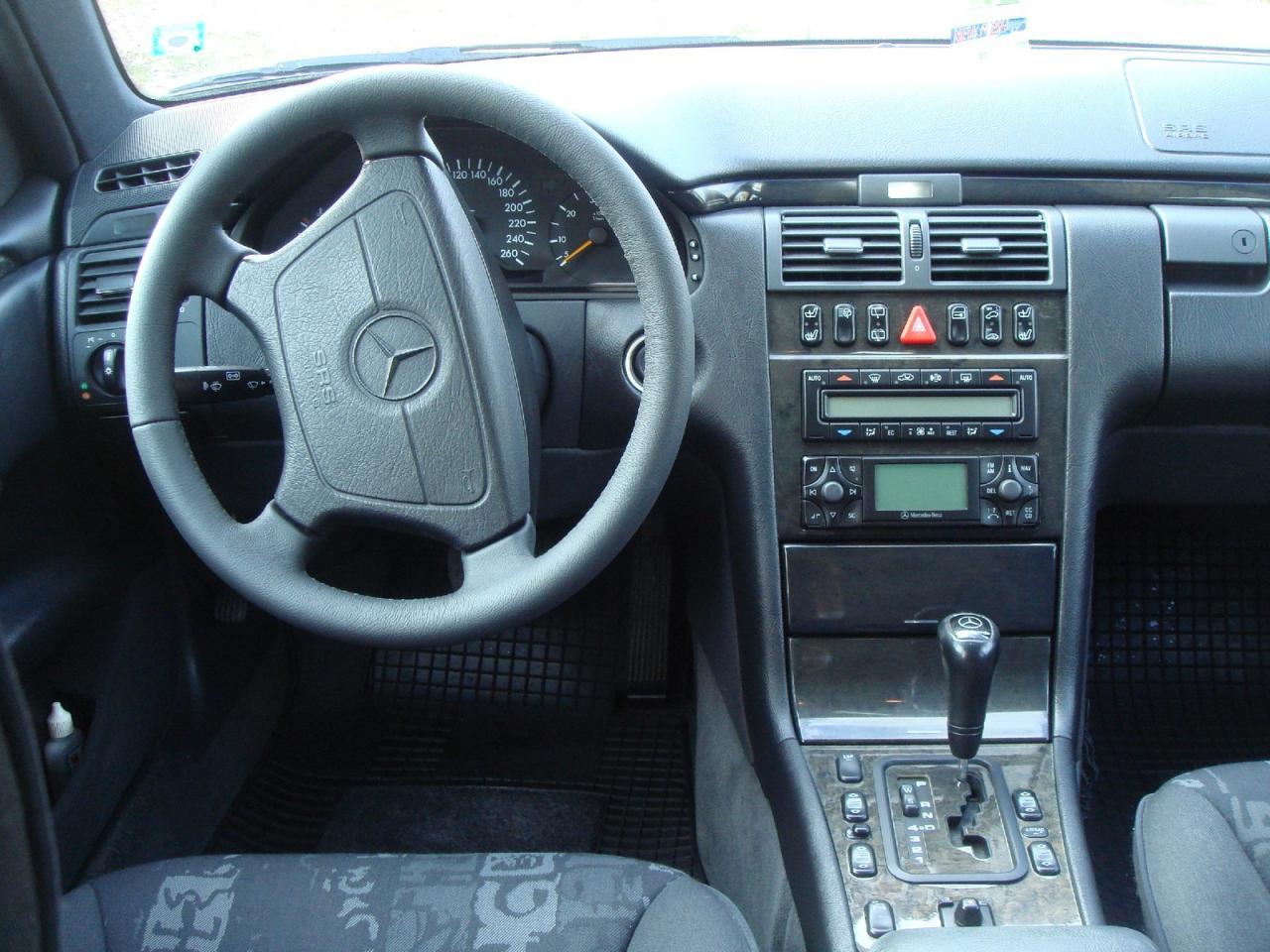1997 Mercedes Benz E Class Information And Photos