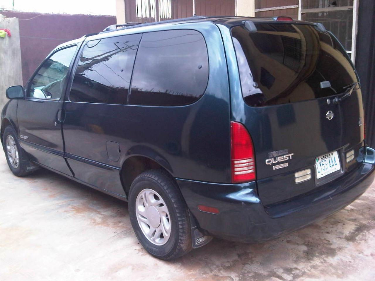 800 1024 1280 1600 origin 1997 Nissan Quest ...