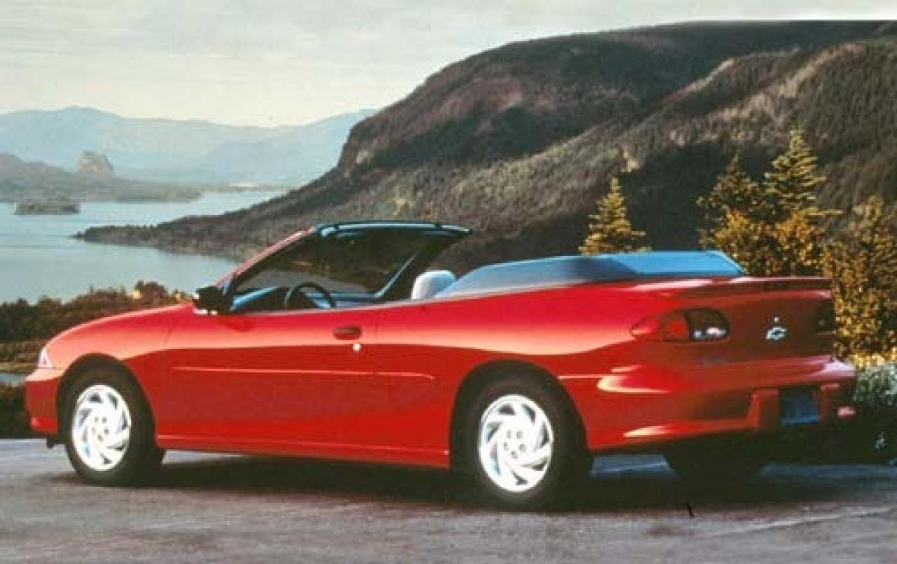 1998 chevrolet cavalier information and photos zombiedrive