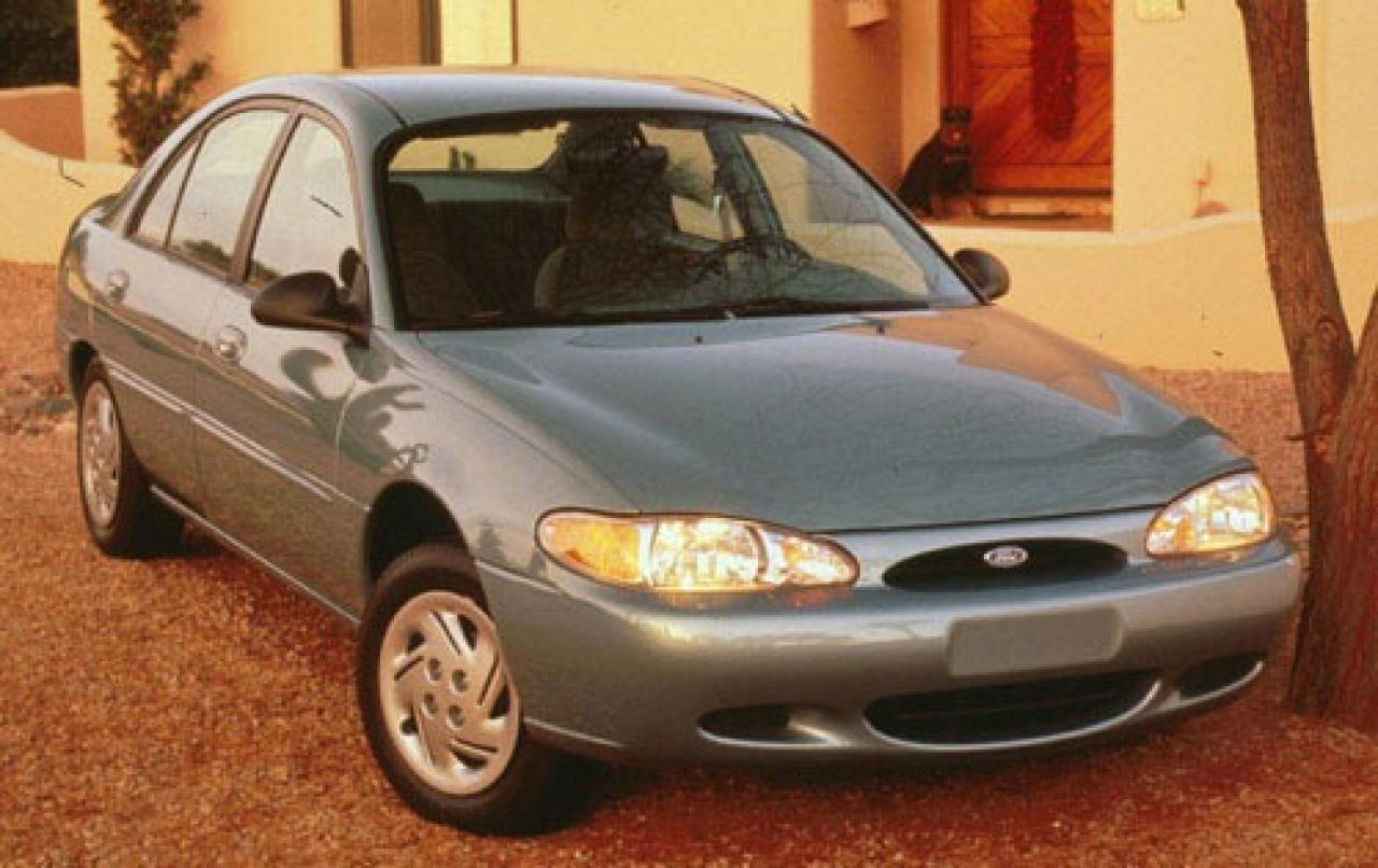 1997 Ford Escort Information And Photos Zombiedrive