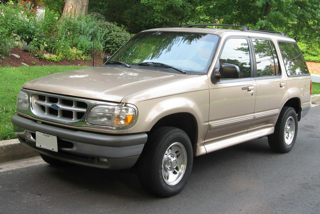 1998 Ford Explorer #4 Ford Explorer #4 800 1024 1280 1600 ...