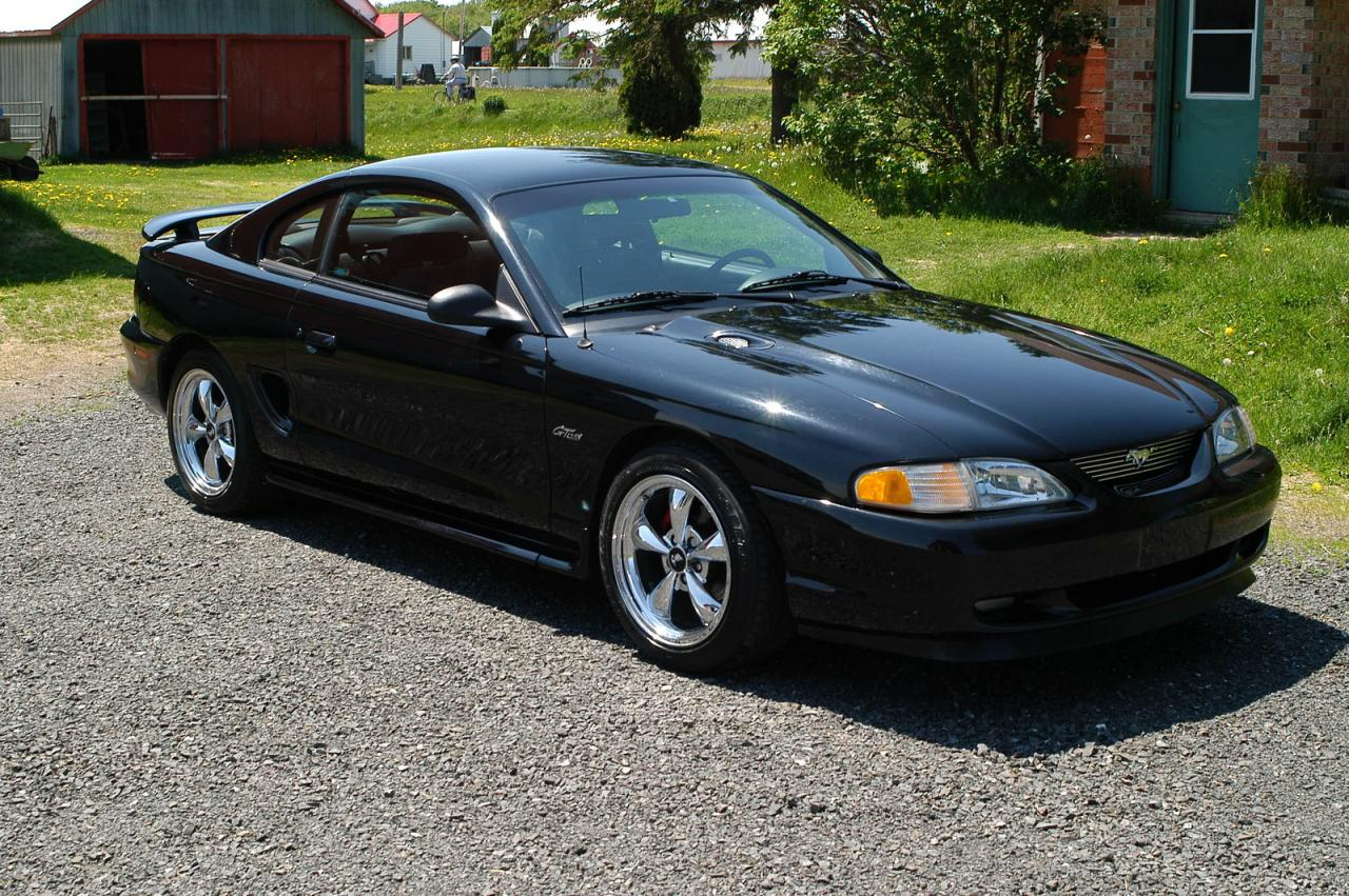 1998 ford mustang information and photos zomb drive