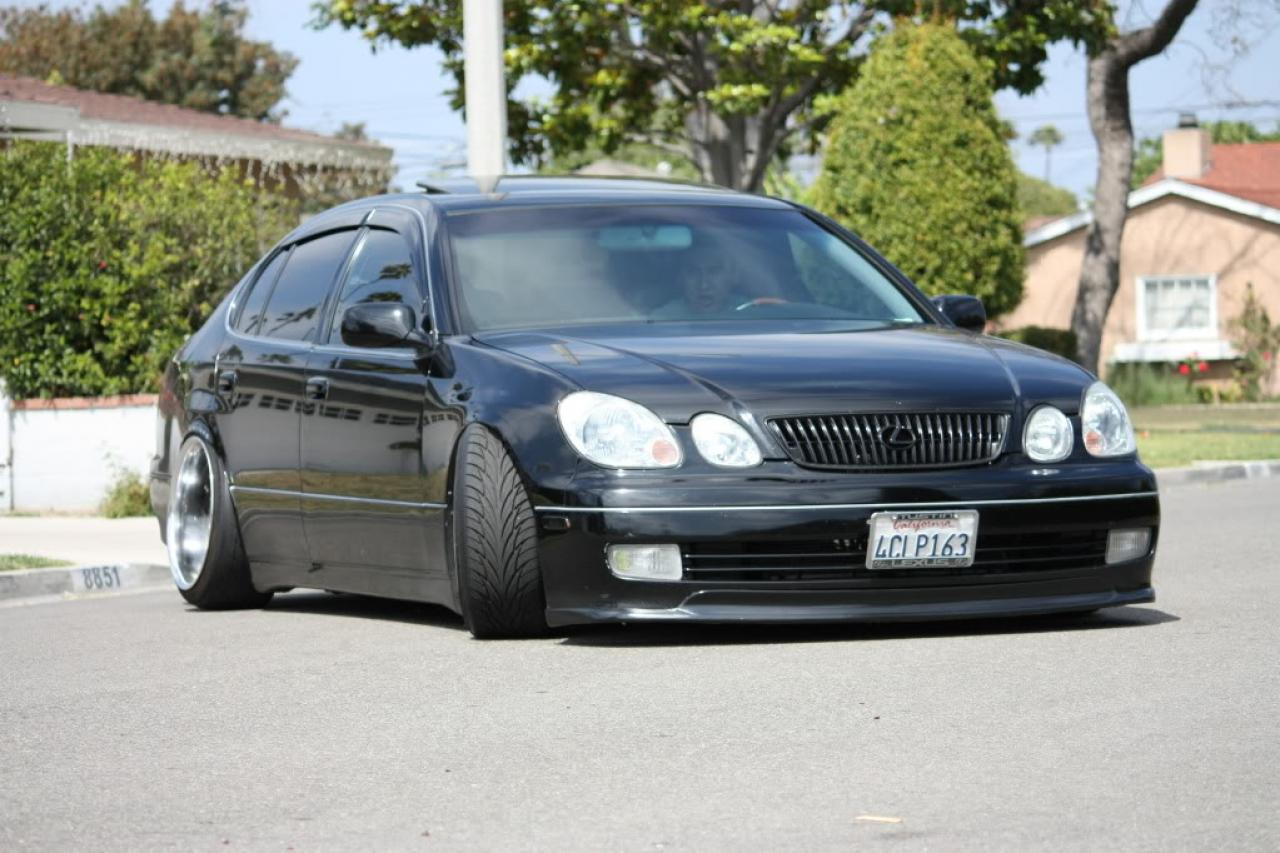 1998 lexus gs 300 information and photos zombiedrive. Black Bedroom Furniture Sets. Home Design Ideas