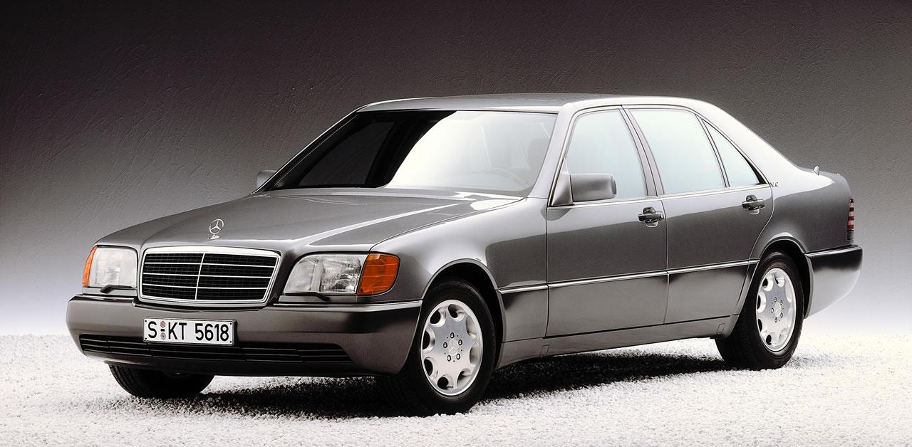 1998 mercedes benz s class information and photos