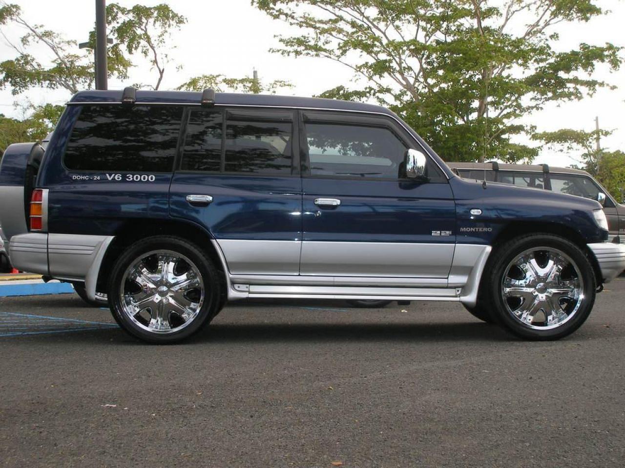 800 1024 1280 1600 origin 1998 mitsubishi montero - Mitsubishi Montero 2000 Custom