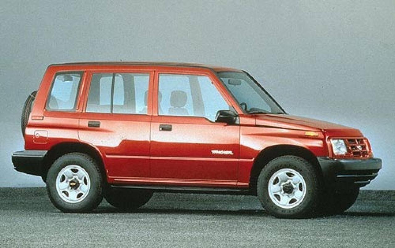 Chevrolet tracker 1998