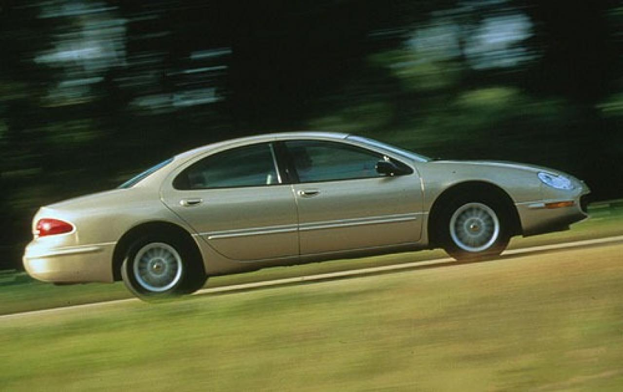 1998 chrysler concorde sedan lxi s oem 1. Cars Review. Best American Auto & Cars Review