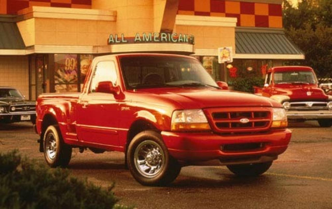 1998 ford ranger information and photos zombiedrive. Black Bedroom Furniture Sets. Home Design Ideas