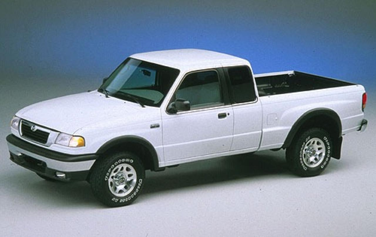 1999 Mazda B-Series Pickup #1 800 1024 1280 1600 origin