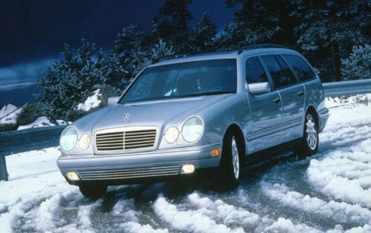 1998 mercedes benz e class information and photos for 1998 mercedes benz e class wagon