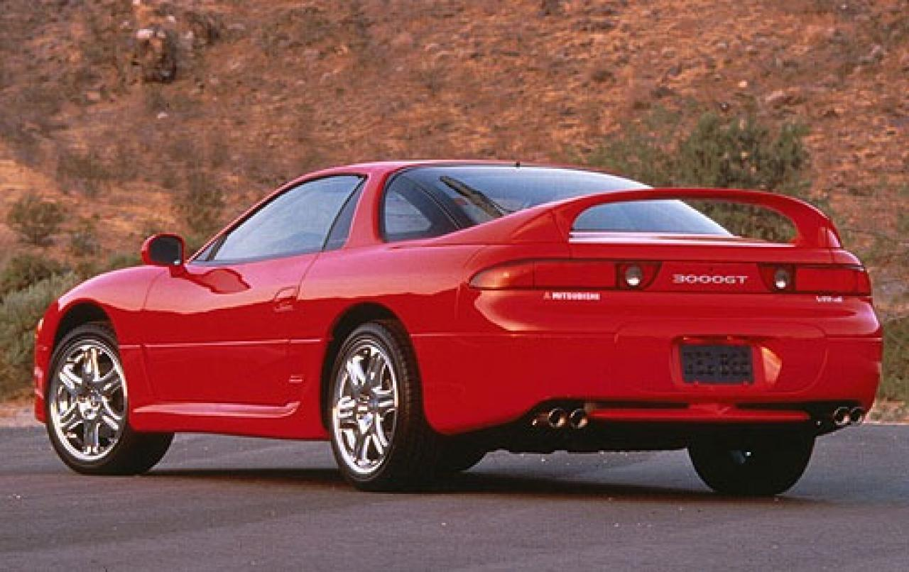 1998 mitsubishi 3000gt information and photos zombiedrive. Black Bedroom Furniture Sets. Home Design Ideas