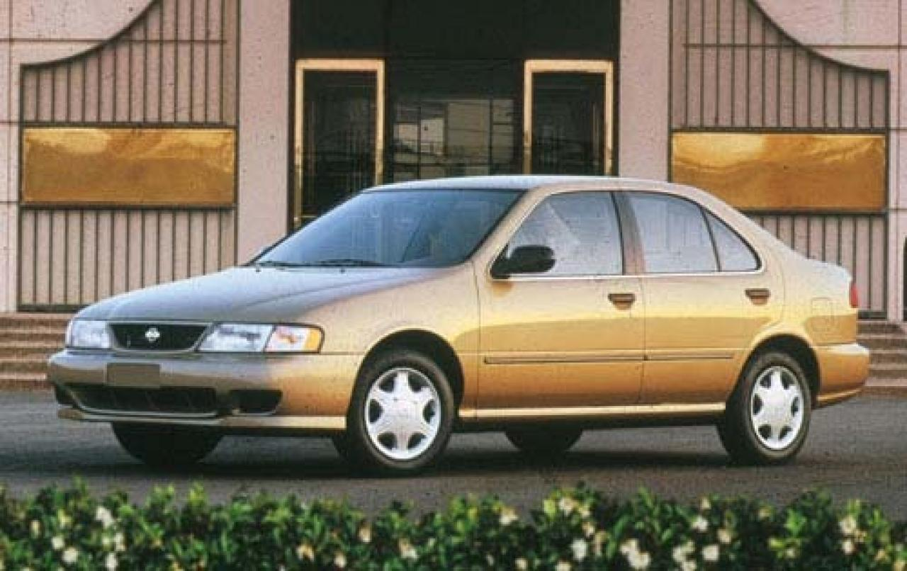1998 Nissan Sentra Information And Photos Zombiedrive