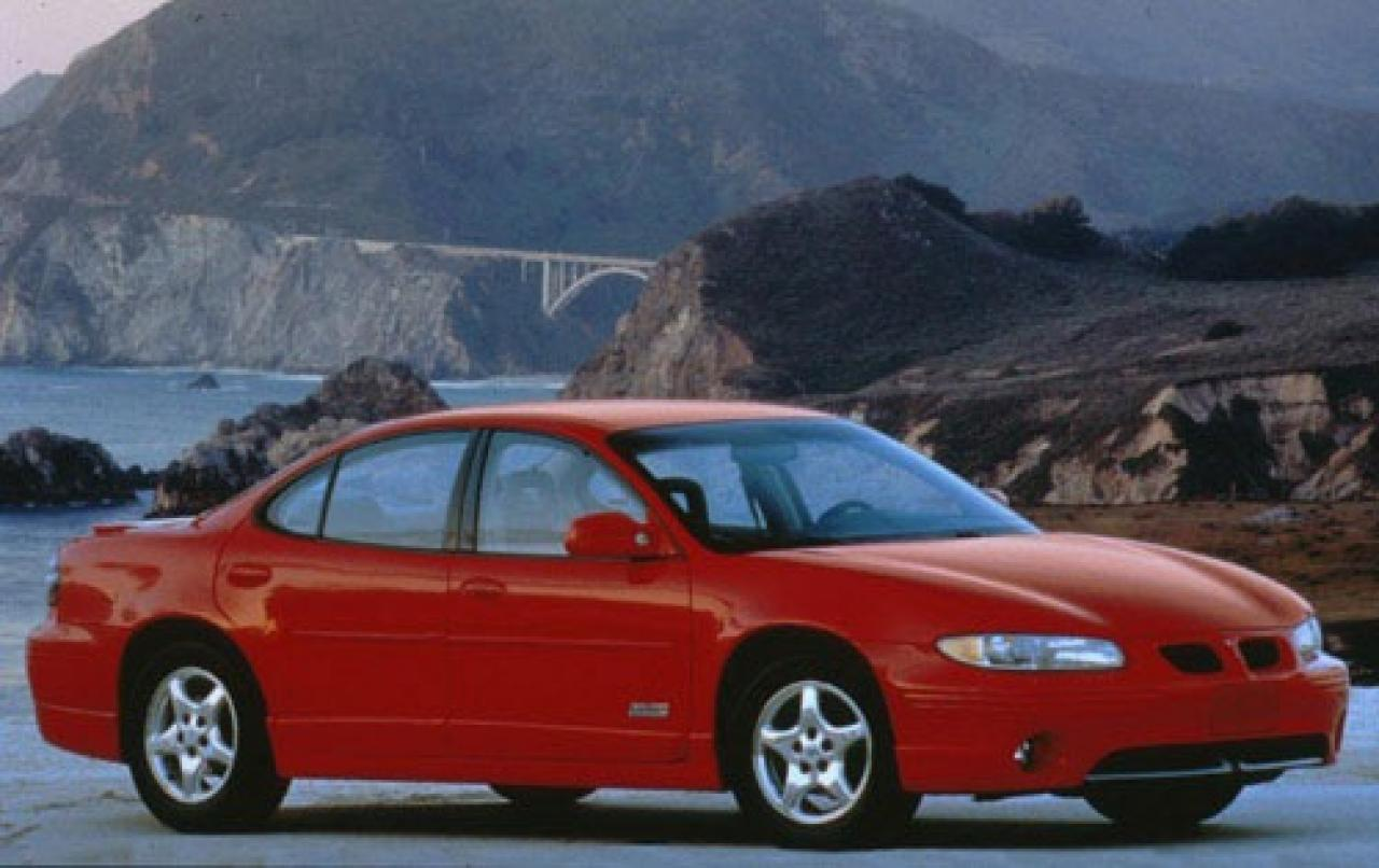 Repair Manual For 1998 Pontiac Bonneville