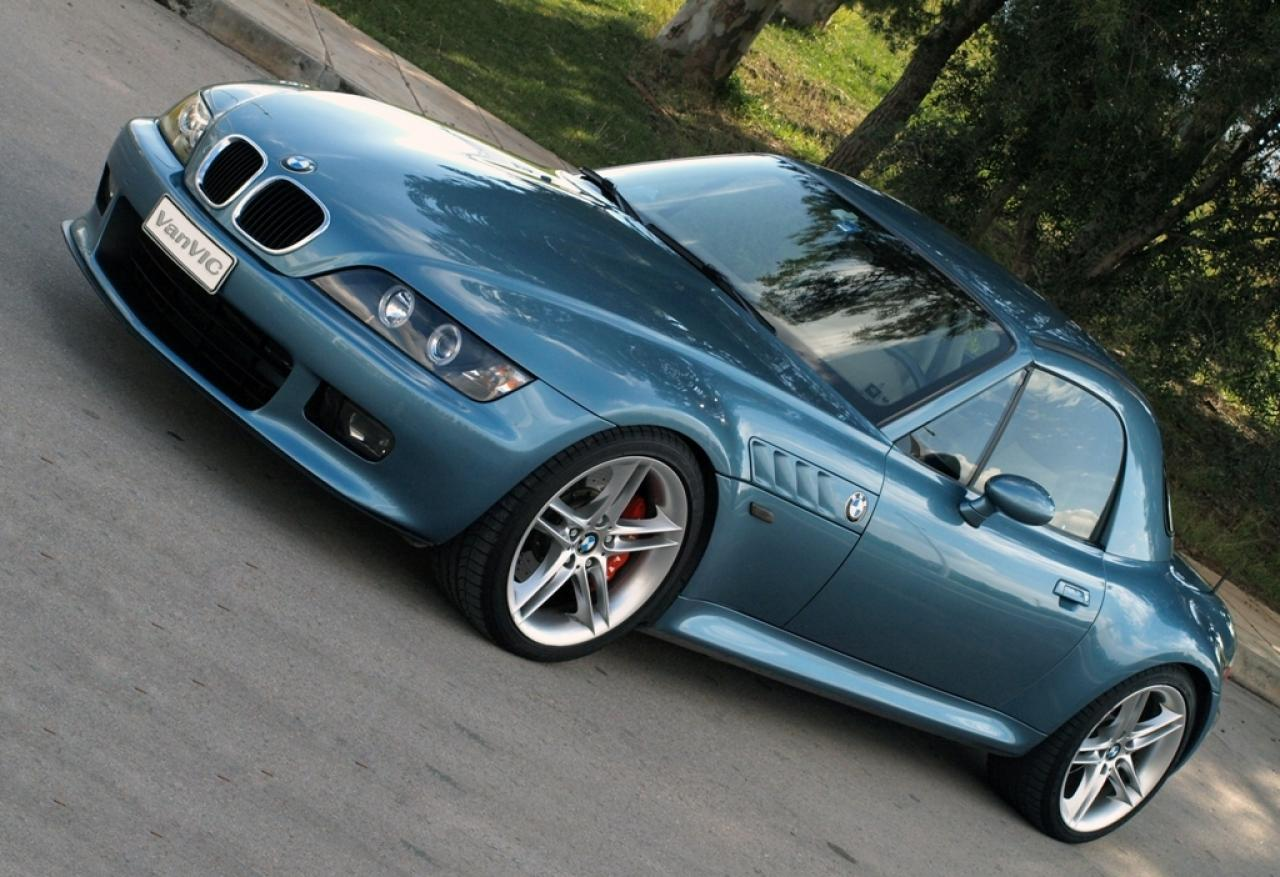 1999 Bmw Z3 Information And Photos Zomb Drive