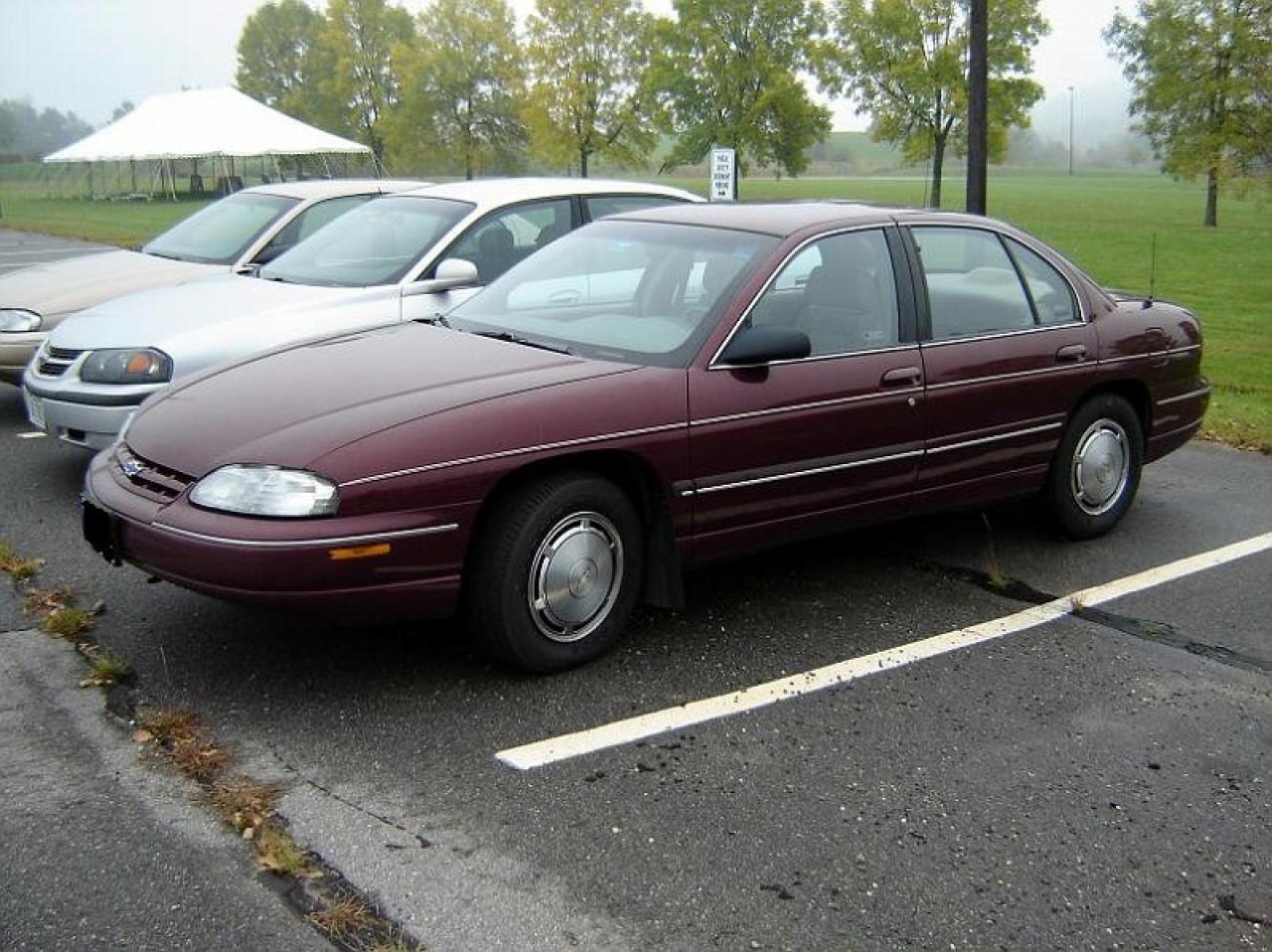800 1024 1280 1600 origin 1999 Chevrolet Lumina ...