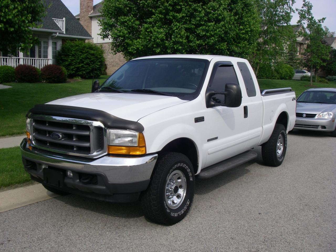 1999 ford f 250 super duty information and photos zombiedrive. Black Bedroom Furniture Sets. Home Design Ideas