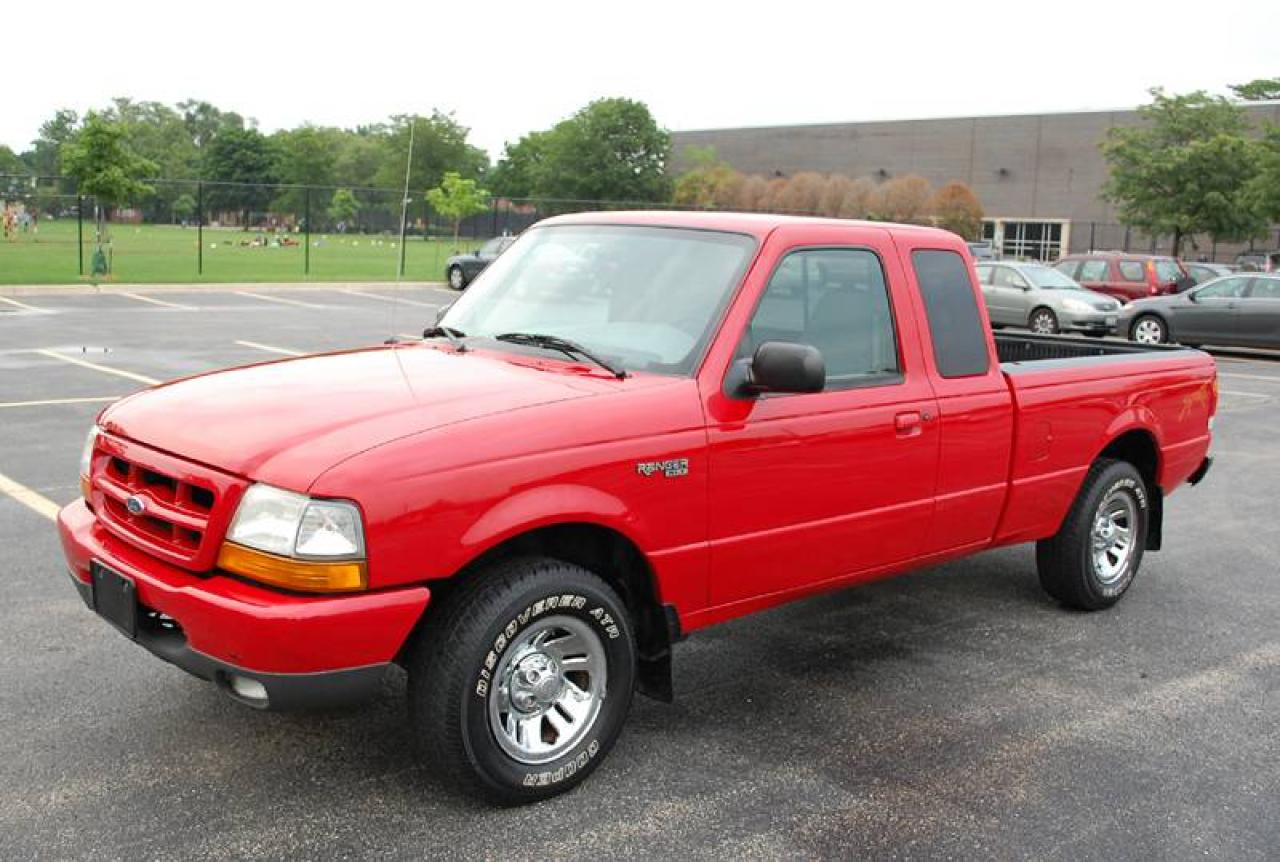 1999 ford ranger information and photos zombiedrive. Black Bedroom Furniture Sets. Home Design Ideas