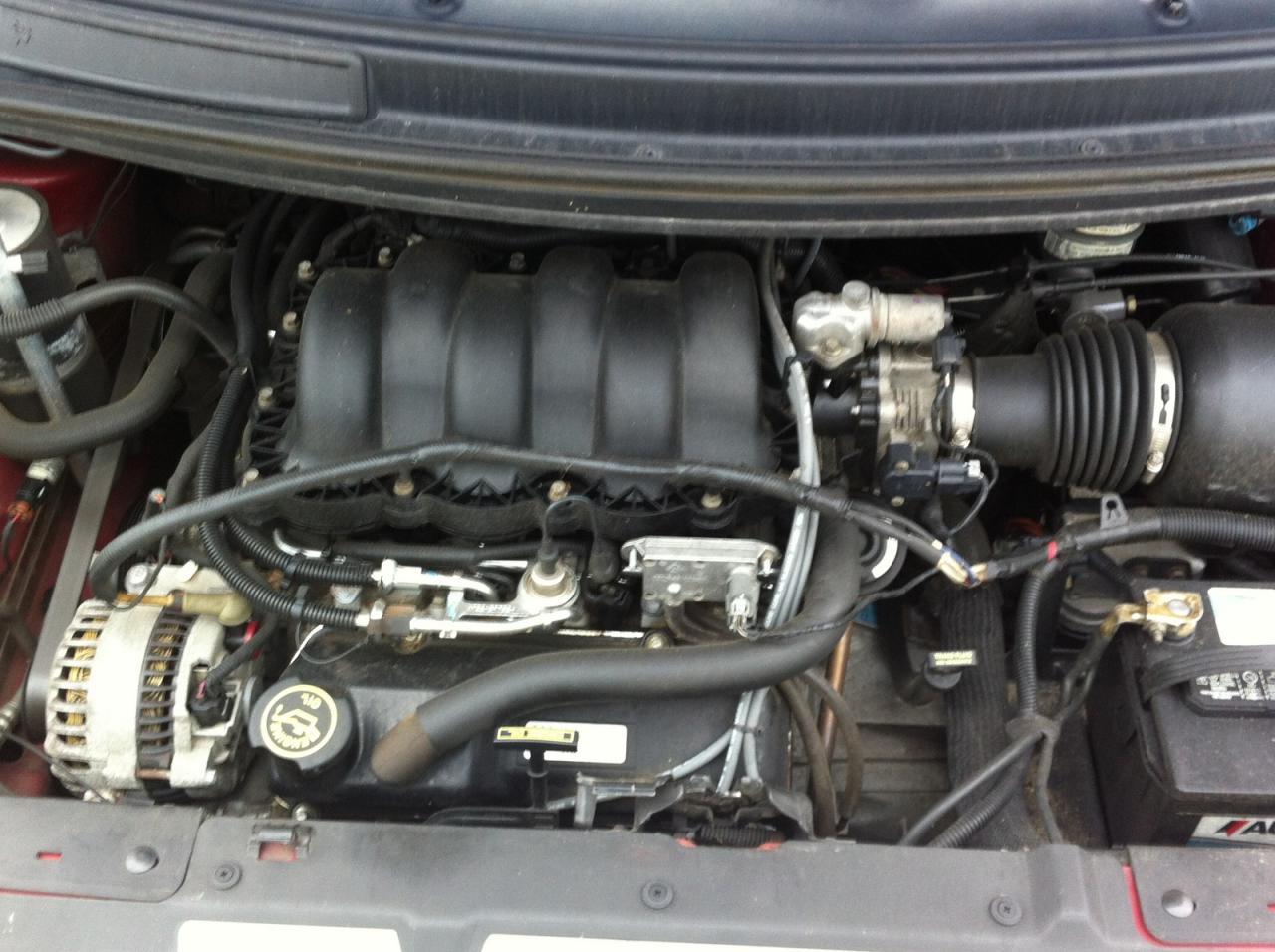 800 1024 1280 1600 origin 1999 Ford Windstar ...