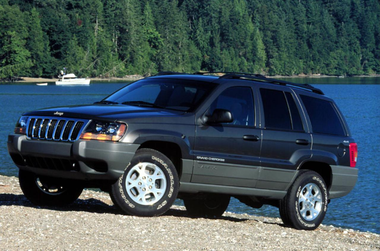 1999 jeep grand cherokee information and photos zombiedrive. Black Bedroom Furniture Sets. Home Design Ideas