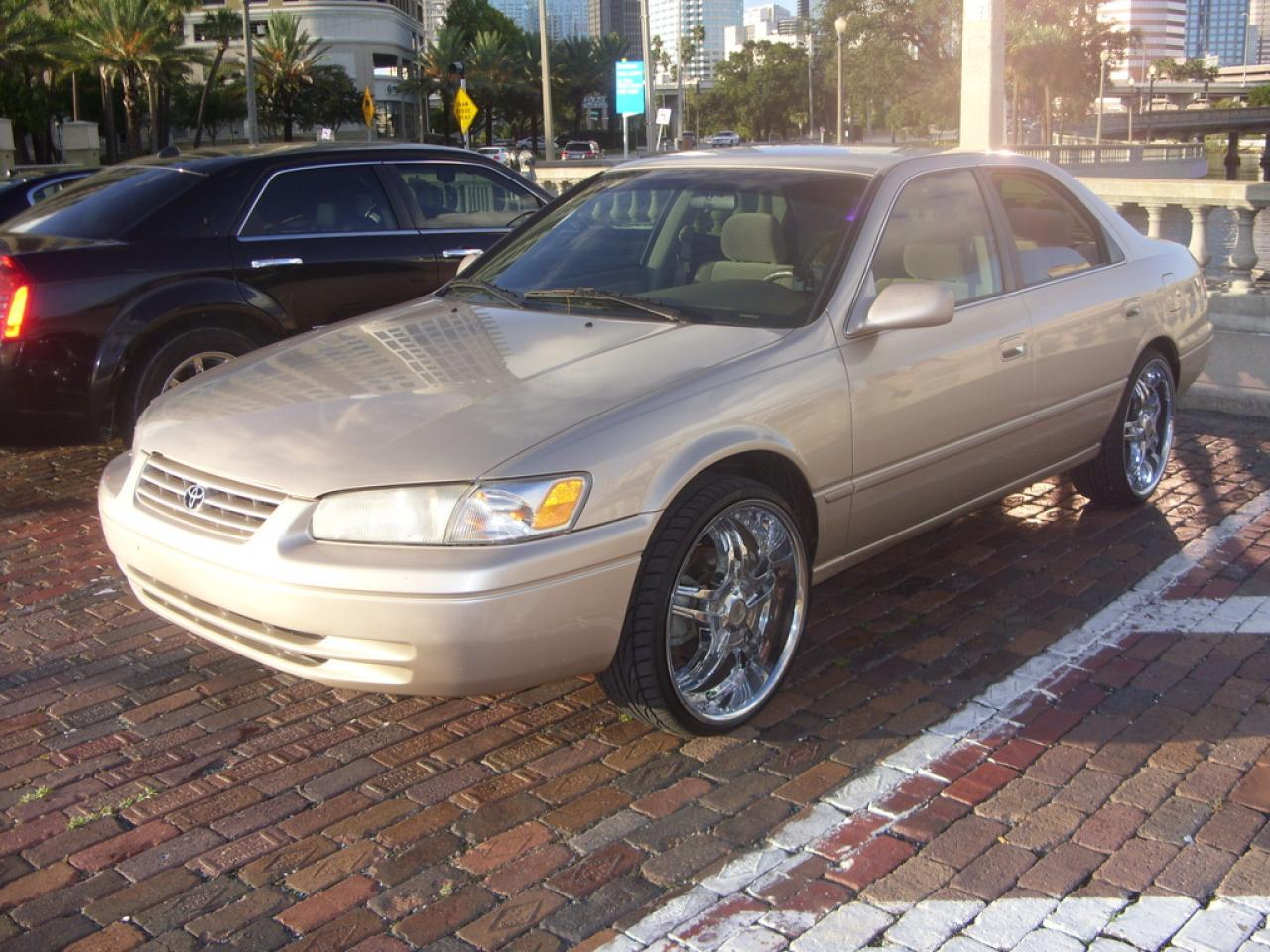 1999 Toyota Camry Information And Photos Zombiedrive