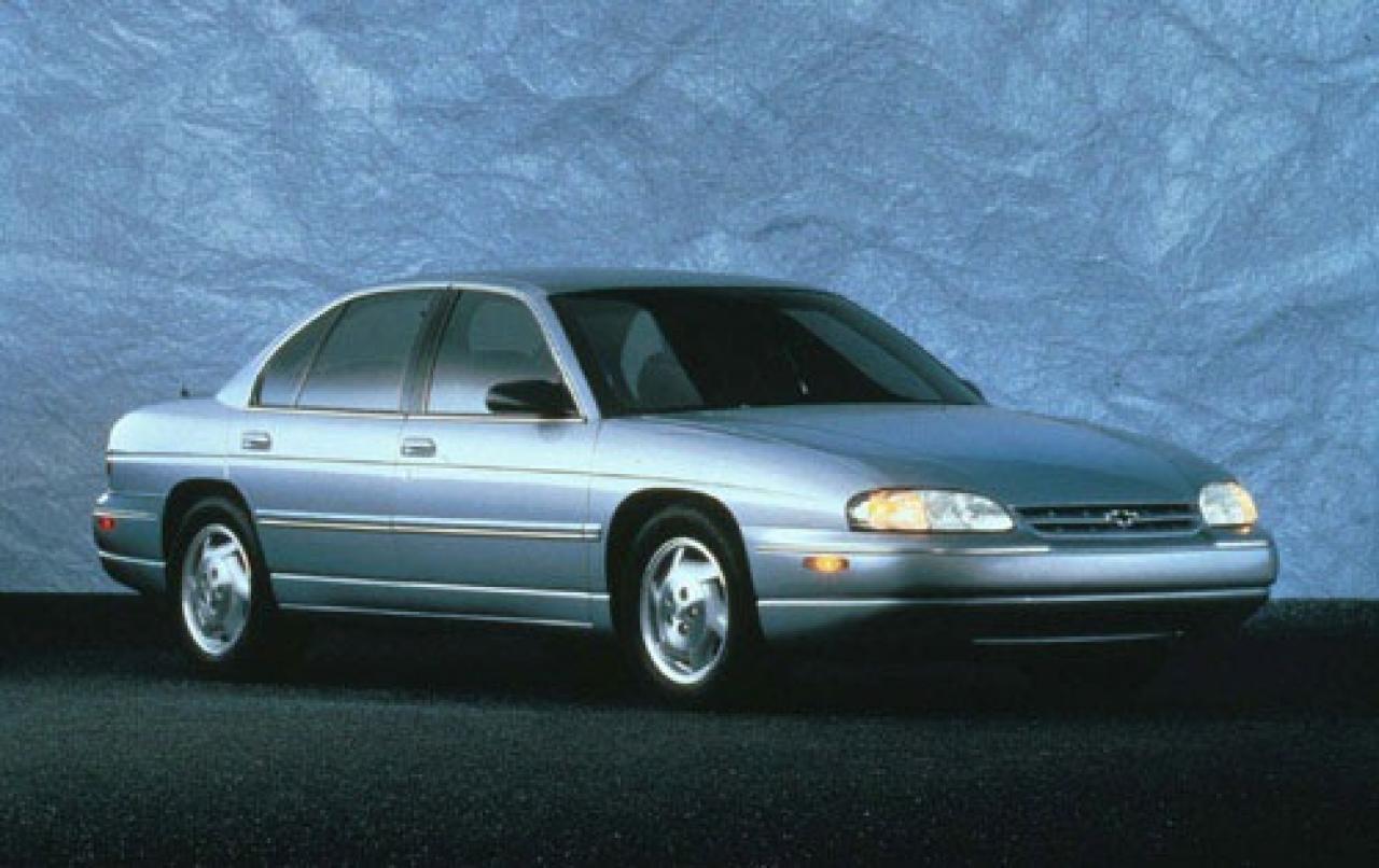1999 Chevrolet Lumina - Information And Photos