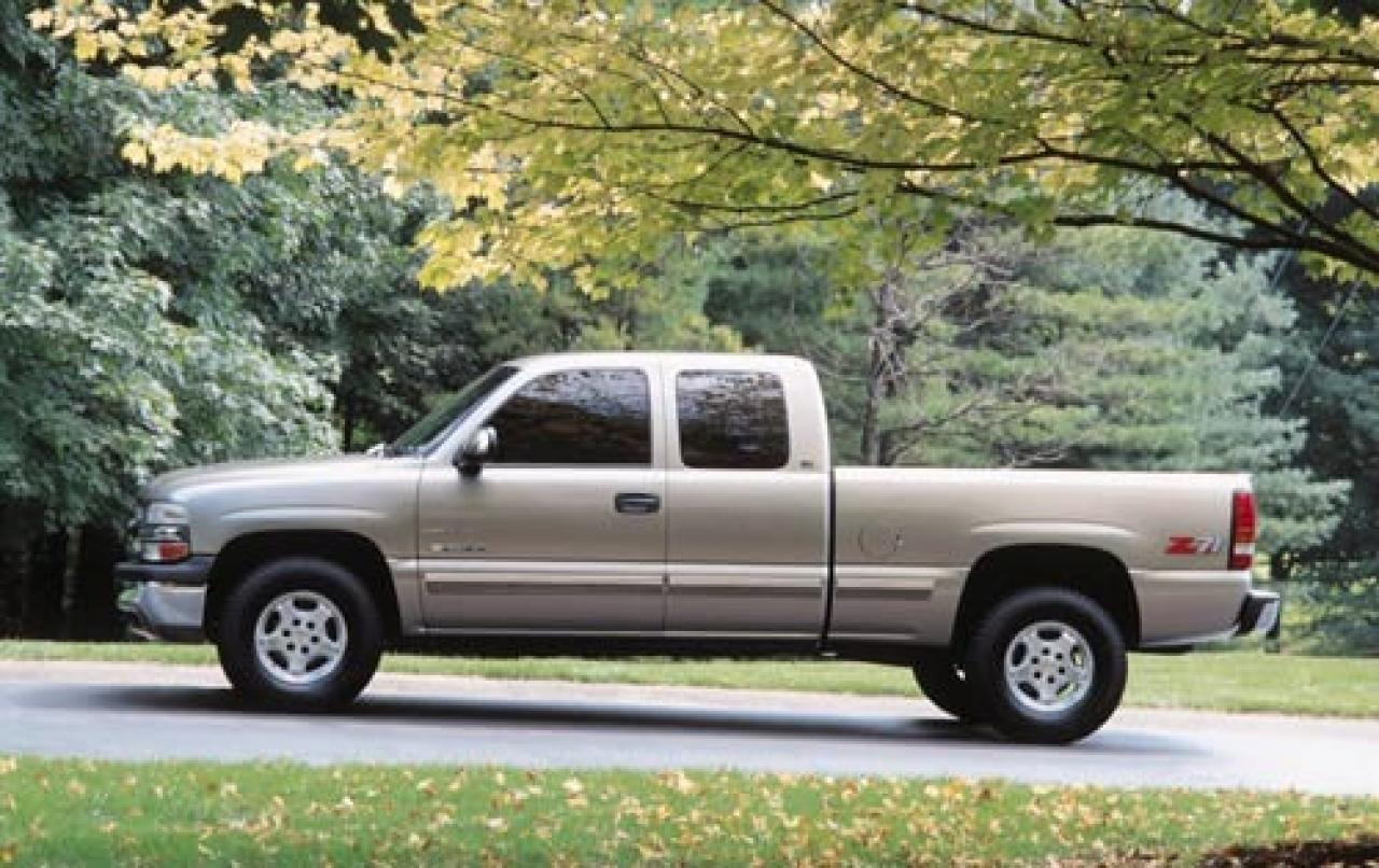 1999 Chevrolet Silverado 1500 - Information And Photos