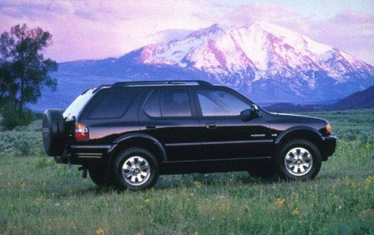 1999 honda passport information. Black Bedroom Furniture Sets. Home Design Ideas