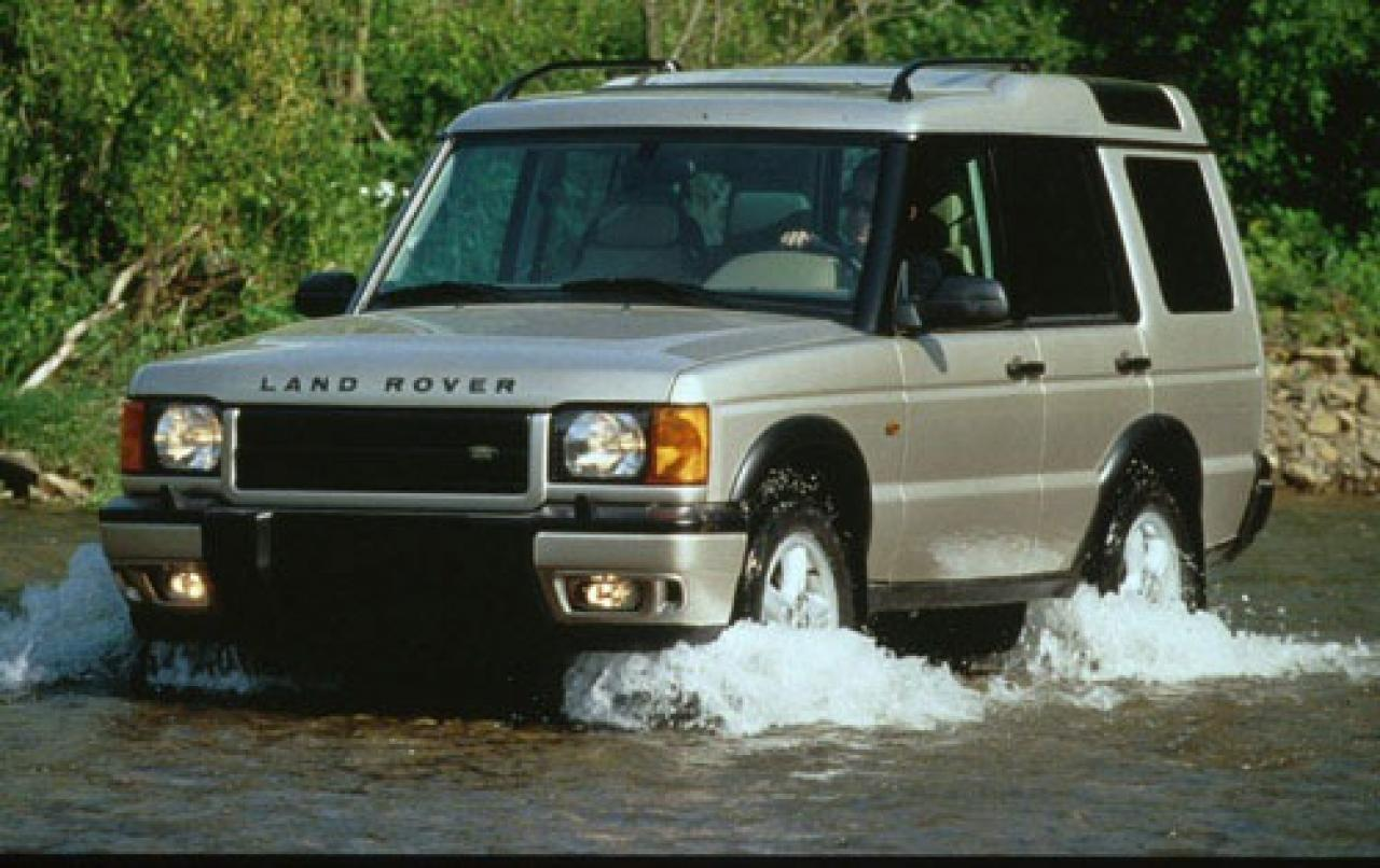 2001 Land Rover Discovery Series Ii Information And Photos Zombiedrive