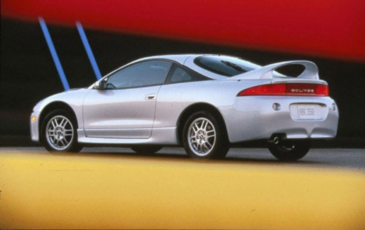 1999 mitsubishi eclipse information and photos zombiedrive. Black Bedroom Furniture Sets. Home Design Ideas