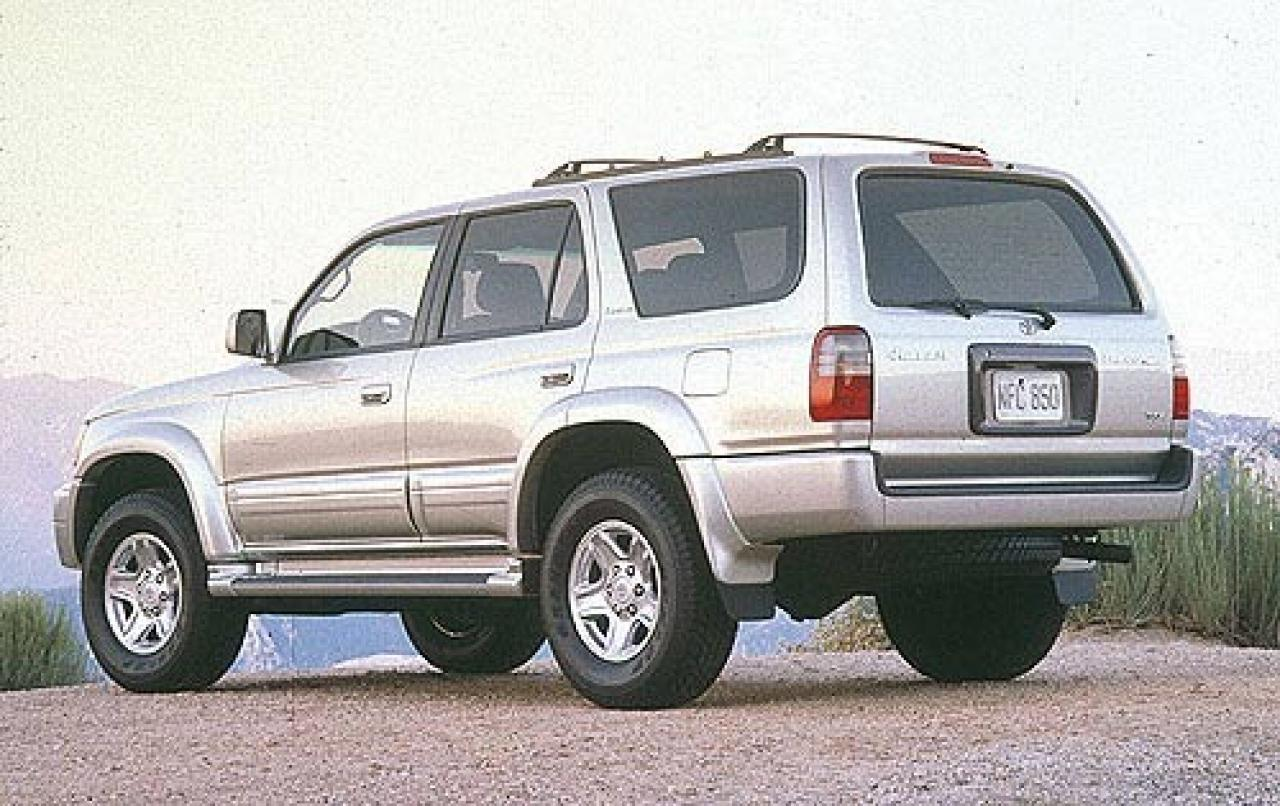 2001 toyota 4runner information and photos zombiedrive. Black Bedroom Furniture Sets. Home Design Ideas