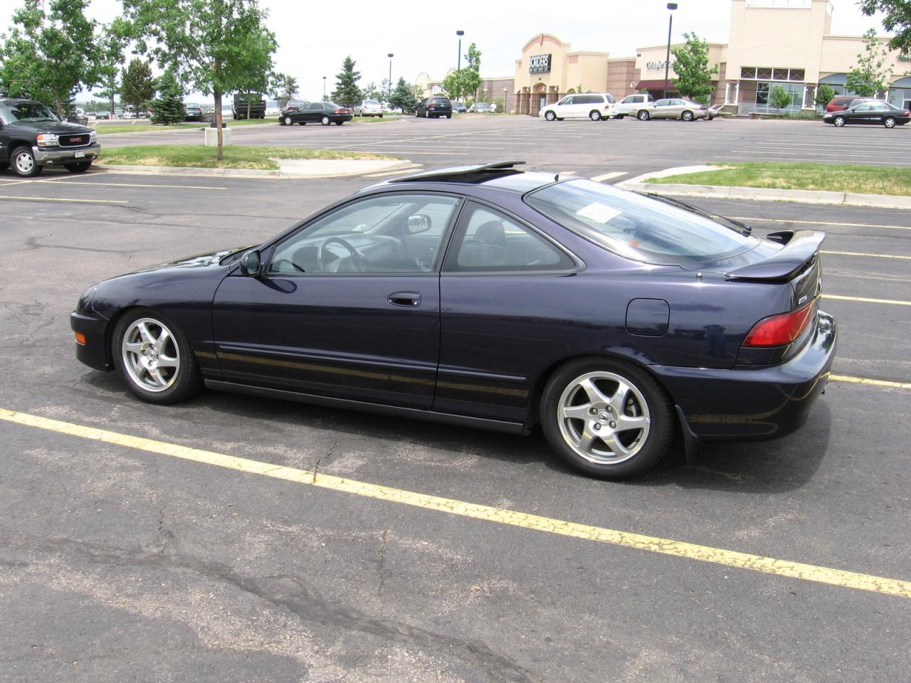 2000 acura integra information and photos zombiedrive. Black Bedroom Furniture Sets. Home Design Ideas