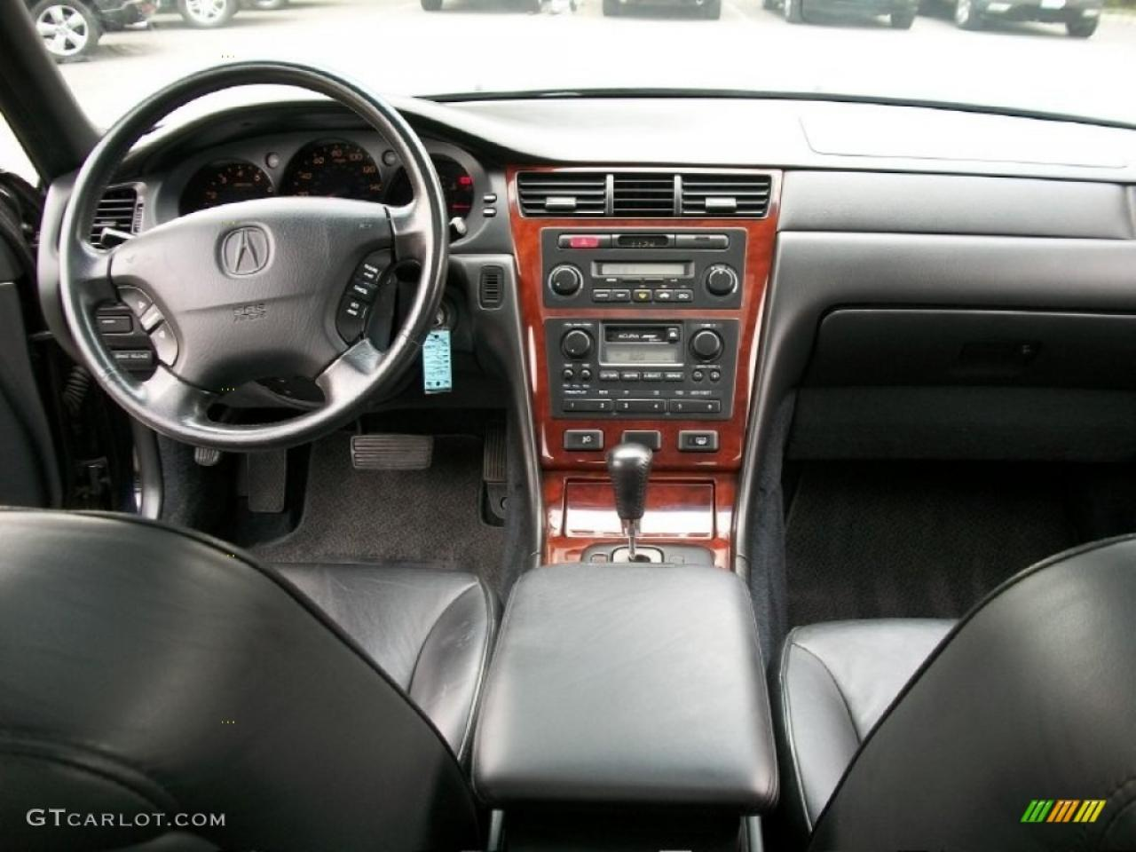 2000 Acura RL - Information and photos - ZombieDrive