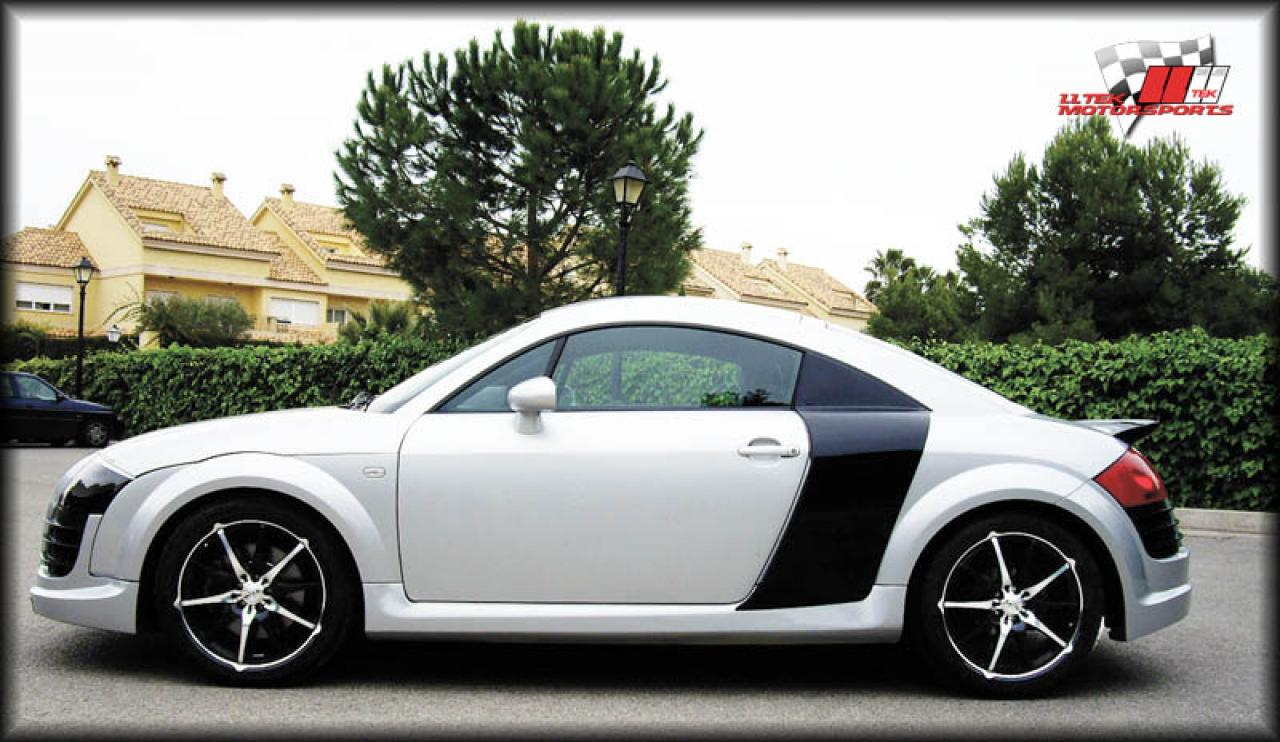 2000 Audi TT - Information and photos - ZombieDrive