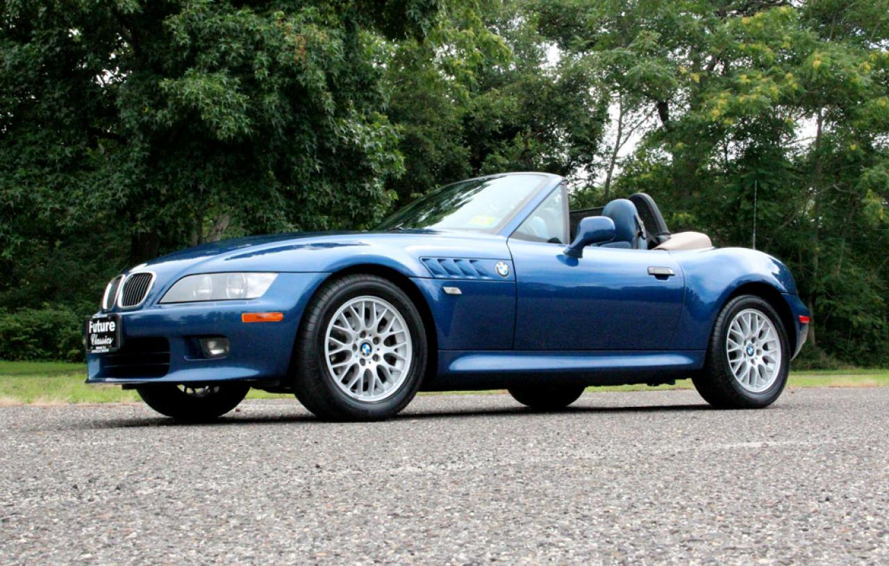 2000 Bmw Z3 Information And Photos Zombiedrive
