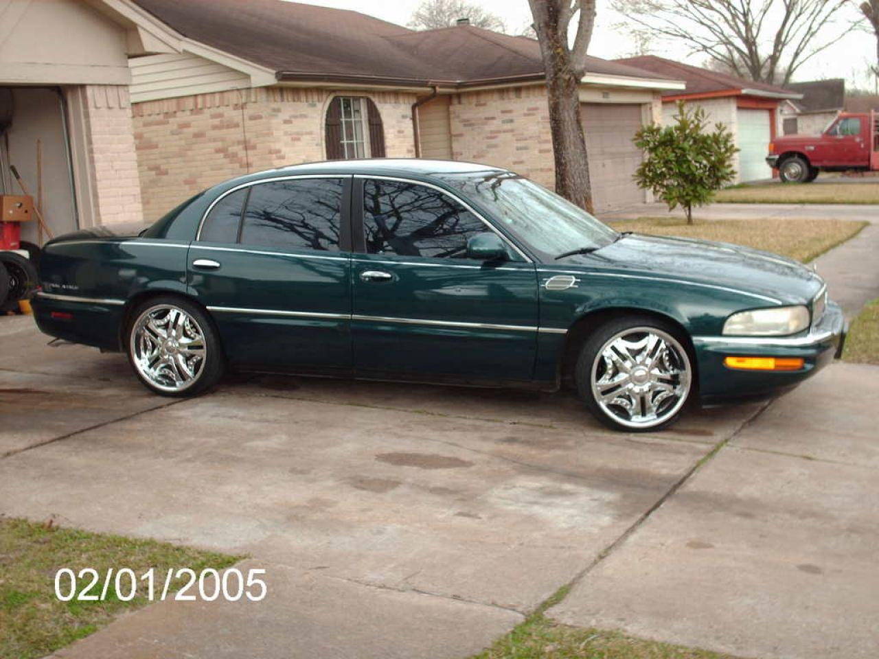 2000 buick park avenue information and photos zombiedrive. Black Bedroom Furniture Sets. Home Design Ideas