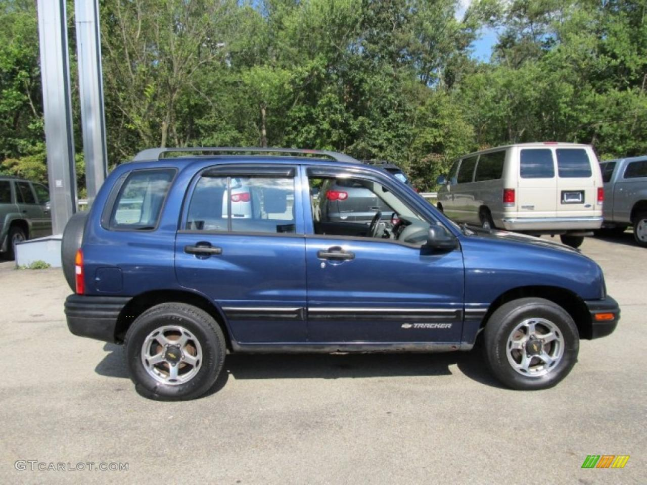 All Chevy 2001 Tracker 2000 Chevrolet Information And Photos Zombiedrive