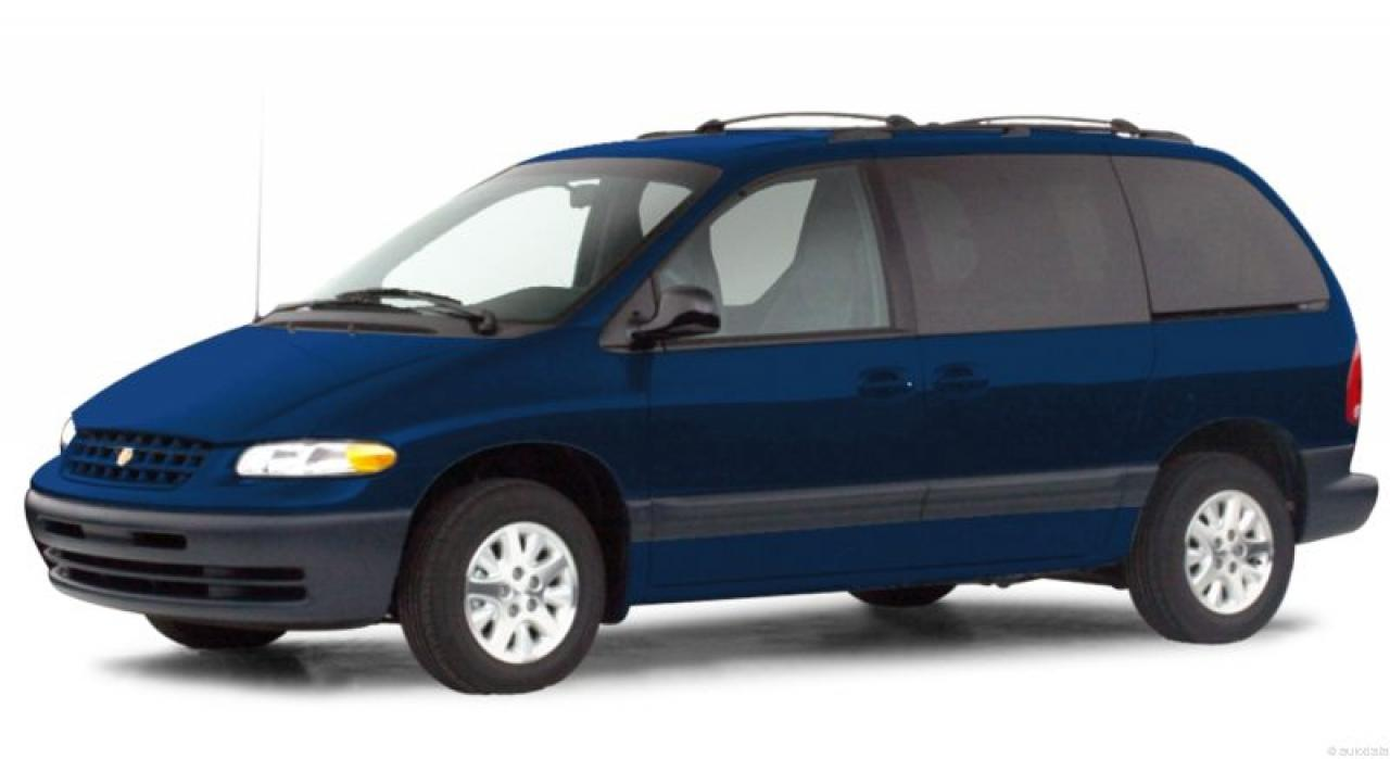 2000 chrysler voyager information and photos zombiedrive. Black Bedroom Furniture Sets. Home Design Ideas