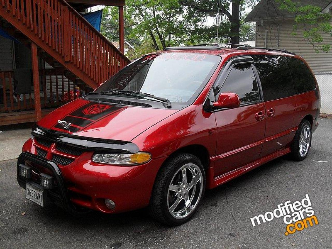 2000 Dodge Grand Caravan Information And Photos