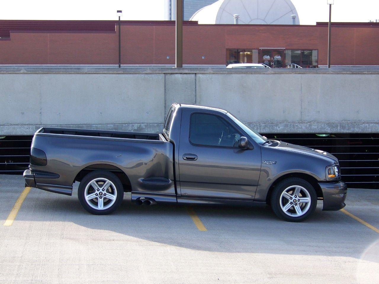 2000 Ford F 150 Svt Lightning Information And Photos