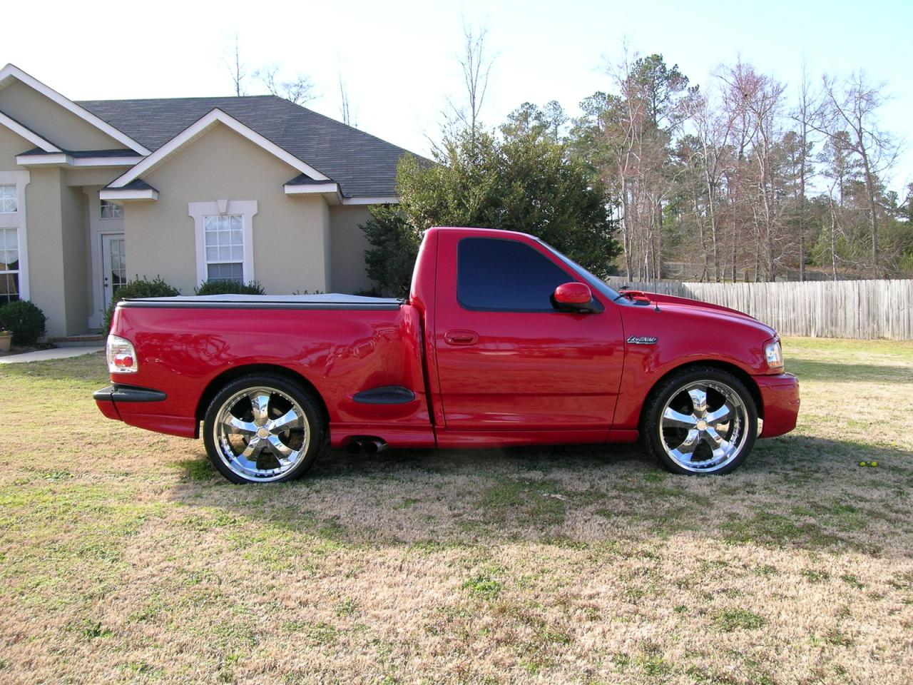2000 ford f 150 svt lightning information and photos zombiedrive. Black Bedroom Furniture Sets. Home Design Ideas
