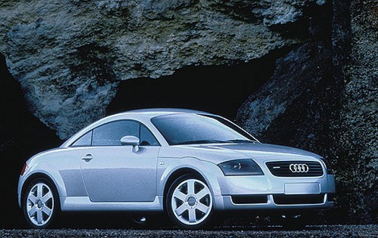 2002 audi tt information and photos zombiedrive. Black Bedroom Furniture Sets. Home Design Ideas