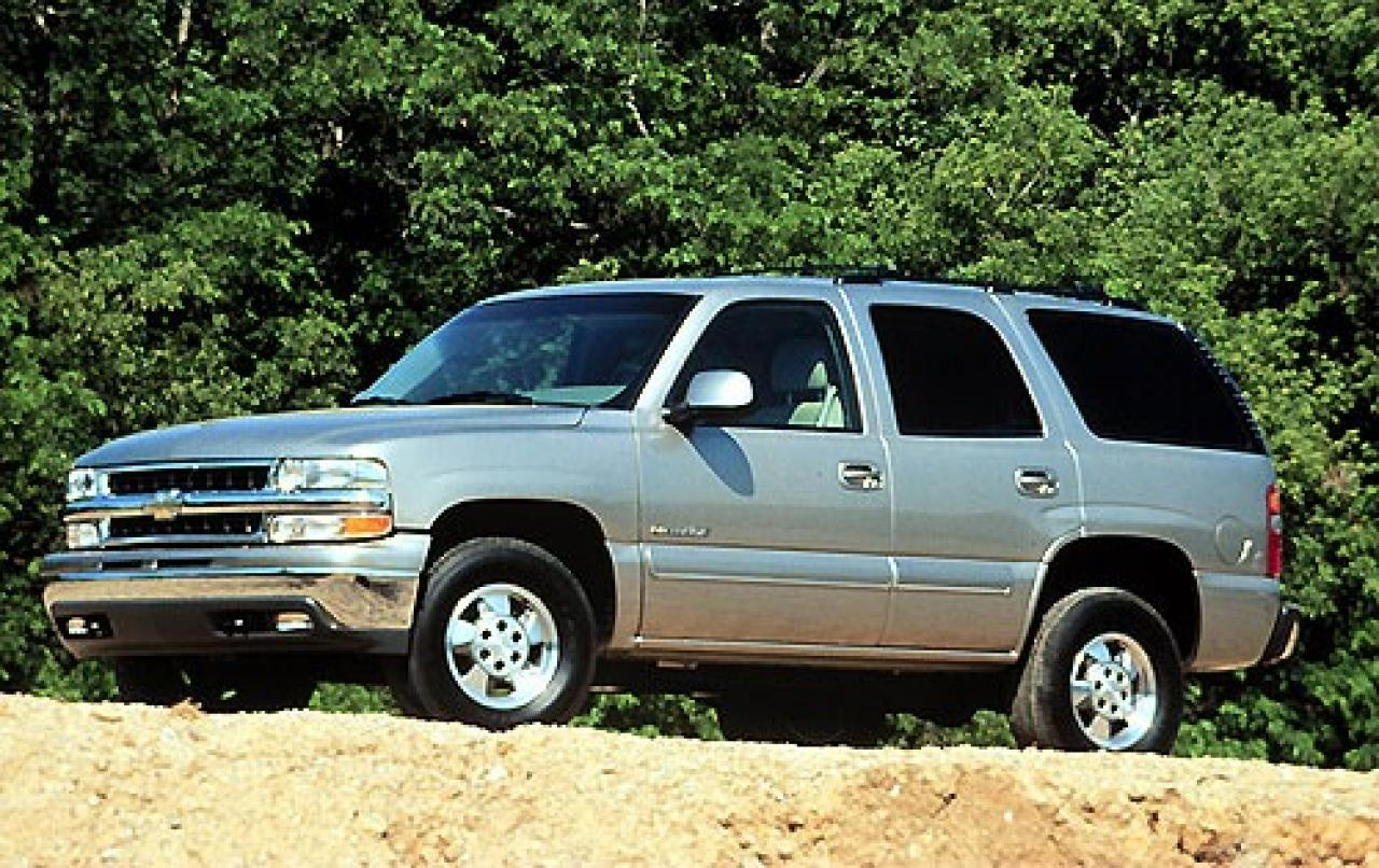 2002 Chevrolet Tahoe - Information and photos - Zomb Drive