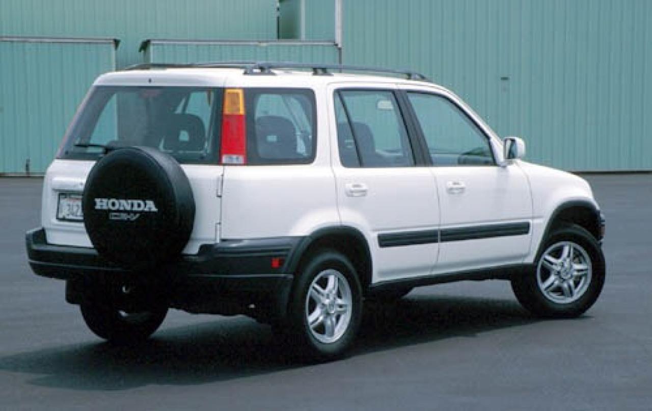 2000 Honda CR-V - Information and photos - ZombieDrive