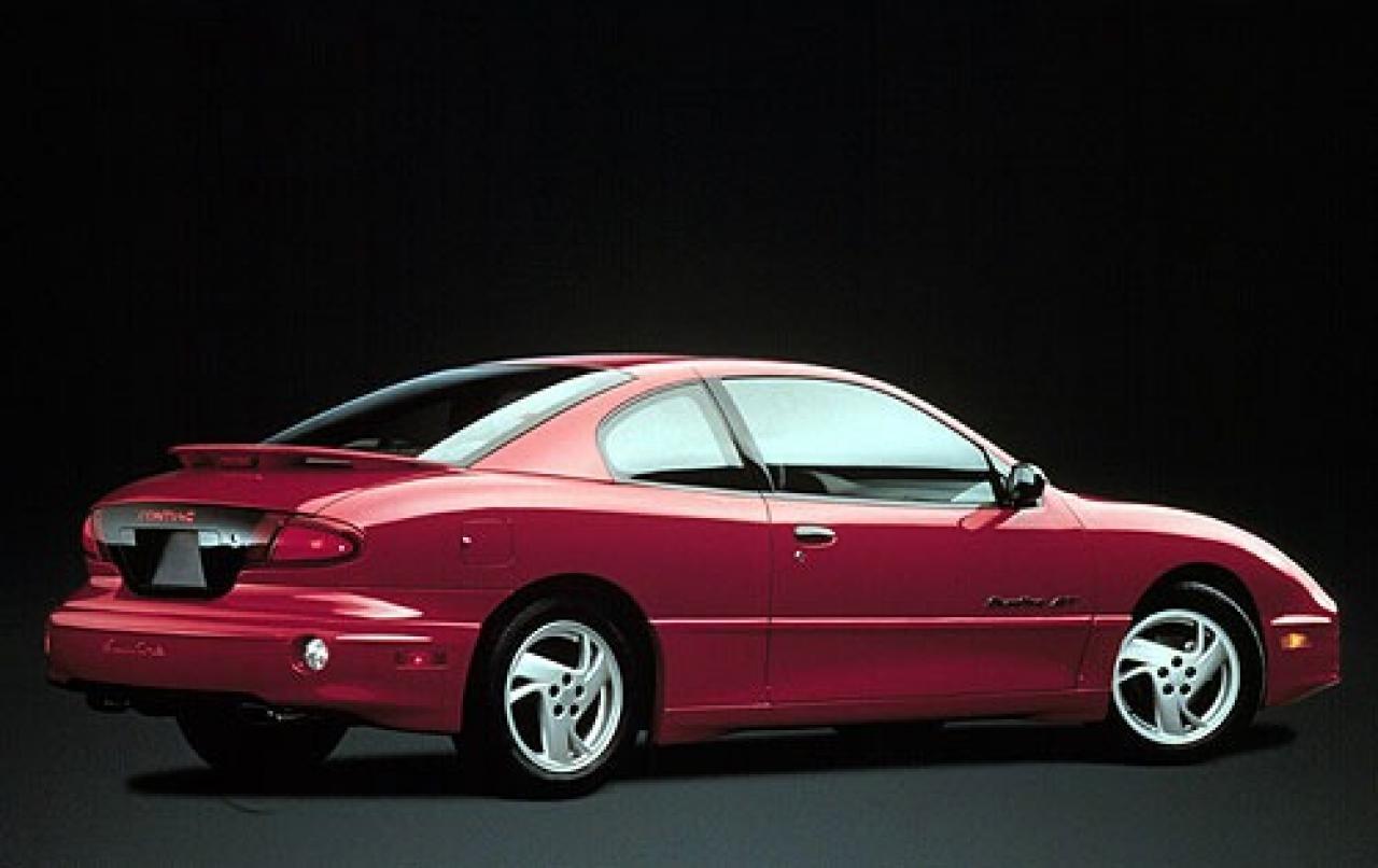 Pontiac Sunfire Coupe Gt Rq Oem