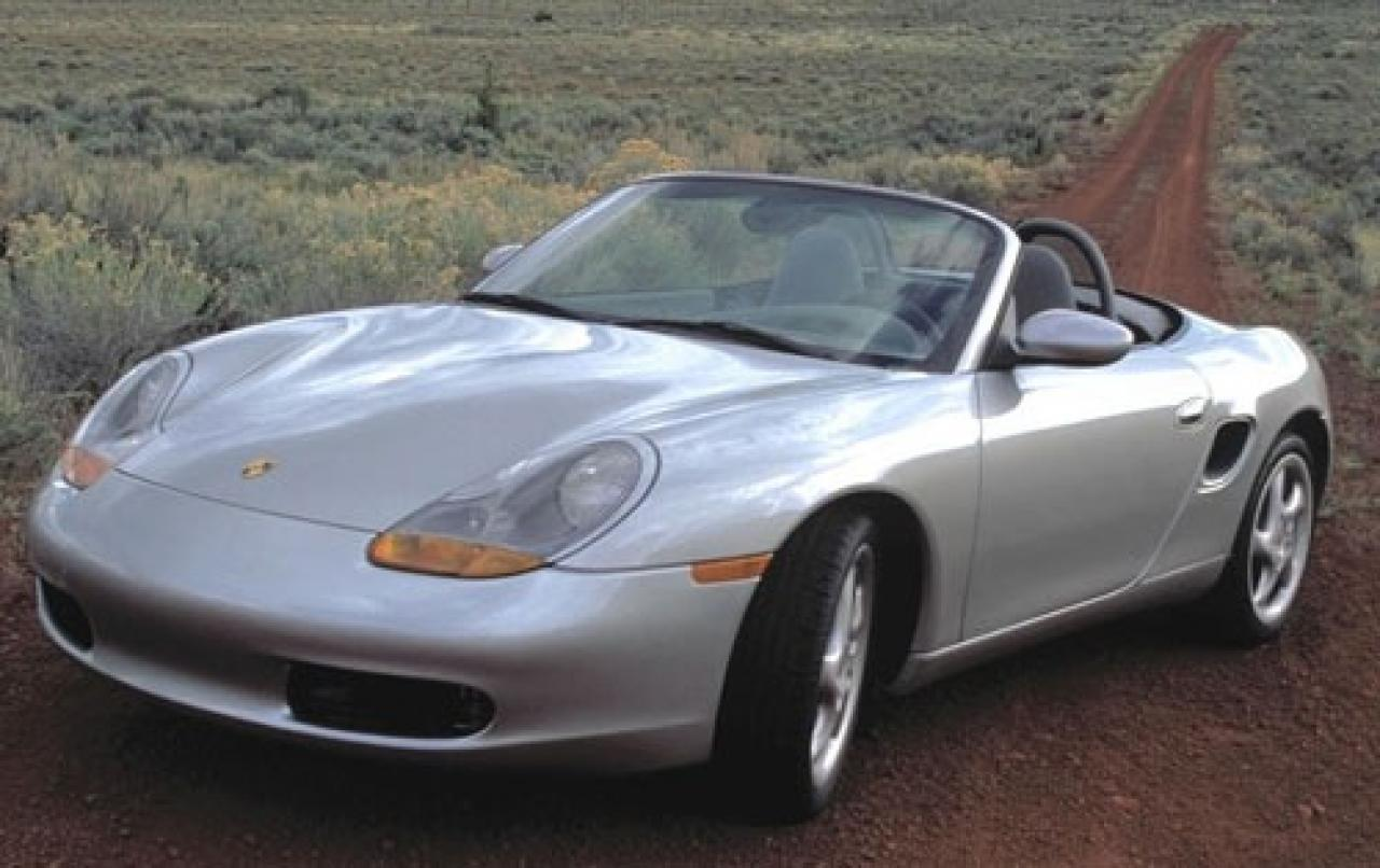 2001 porsche boxster information and photos zombiedrive. Black Bedroom Furniture Sets. Home Design Ideas
