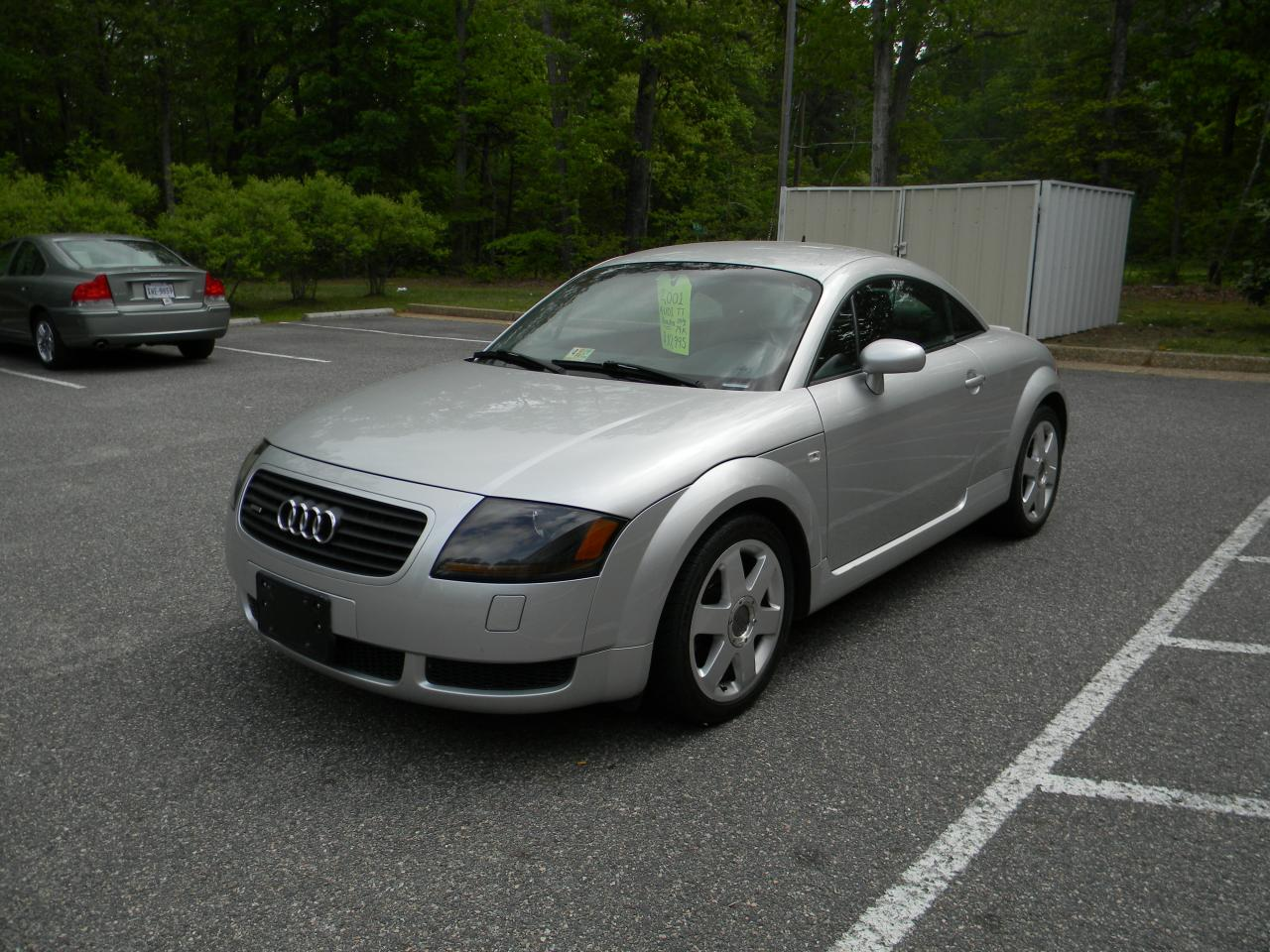 2001 audi tt information and photos zombiedrive. Black Bedroom Furniture Sets. Home Design Ideas