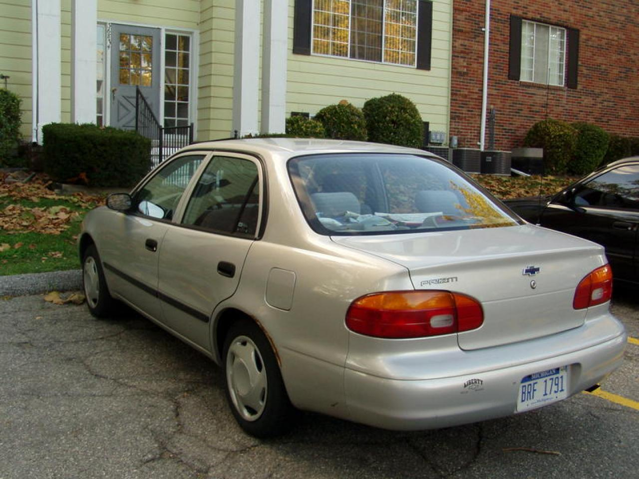 Chevrolet Prizm 2002 2002 geo prizm related keywords & suggestions
