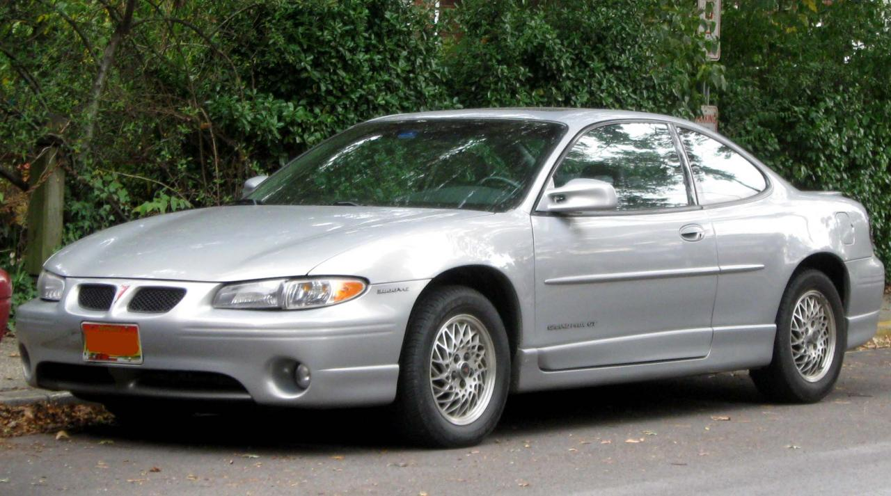 Pontiac 2005 pontiac grand prix gxp : 2001 Pontiac Grand Prix - Information and photos - ZombieDrive